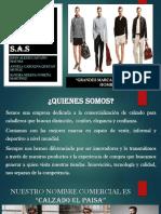 Presentacion de Compañia de Calzado El Paisa s.a.s-1
