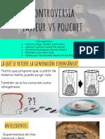 Pasteur y Pouchet