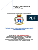 Nuova Sinossi Di Procedura Penale Polizia Penitenziaria 1