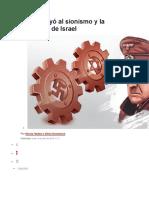 Hitler apoyó al sionismo y la invención de Israel.docx