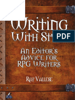 RG - Writing With Style An Editors Advice for RPG Writers.pdf