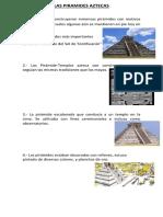 Las Piramides Aztecas