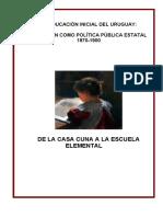 Elizabeth Ivaldi La Educacion Incial Del Uruguay