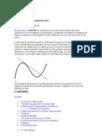 Calculo de la Derivada de una función