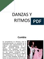 Danzas y Ritmos