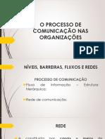 O Processo de Comunicação Nas Organizações