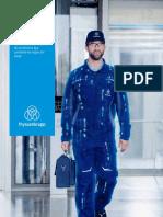 TK Elevator MAX Brochure ES