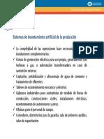 3.1Sistemas de Levantamiento Artificial de La Producción