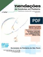 Condutas Pediatricas nas RInossinusites