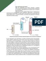 Producción de Vinaza en la destilación fraccionaria