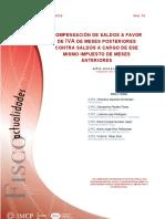 COMPENSACIONES 2019 Fiscoactualidades Marzo Núm 70