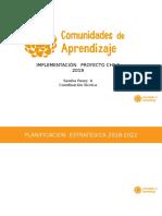 Presentación proyecto CdeA 2019