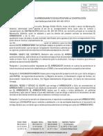 COME - Contrato de Arrendamiento Barranquilla
