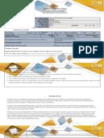 4- Matriz Individual Recolección de Información