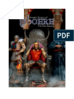 Birthright - Player's Secrets of Ghoere
