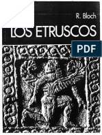 Bloch - Etruscos