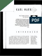 Quintaneiro Um Toque de Clássicos Karl Marx