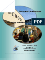Brochure Governors Conference