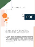 Diapositiva Historia de La Psicologia