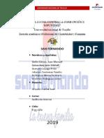 San Fernando Tecnicas- Auditoria Interna