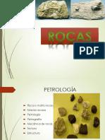 PETROLOGIA ROCAS MINERALIZACION METEORIZACION