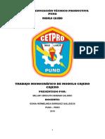 Monografia Cajero Melany