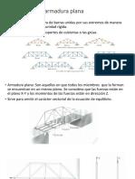 Definición de Armadura Plana (1)