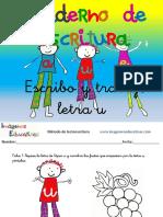 Metodo Lectoescritura Imagenes Educativas Letra u(1)