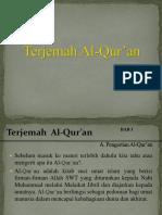 Terjemah Al Qur'An