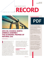 BDO Natural Resources Newsletter Fall 2013