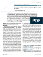 Performance Analysis of Vehicle Number Plate Recognition System Usingtemplate Matching Techniques 2165 7866 1000232.Pd