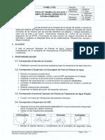 5 I-PAML-LTSG Limpieza de Trampa de Solidos y Trampa de Grasa Rev. 12