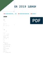 Kalender 2019 Lengkap Hijriyah Dan Jawa