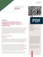 BDO Assurance Flash Report April 2014