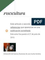 Piscicultura - Wikipedia, la enciclopedia libre.pdf