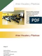 Artes Visuales y Plásticas, Grupo 4, Impulso a las Políticas Culturales Perú