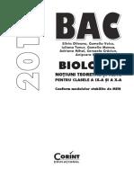 Bac Biologie Clasa Ix-x - Fragment