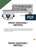 2.- Estado y función jurisdiccional