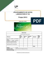 Lab 08- Project 2013-2