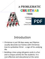 A Problematic Christmas Tree.pptx