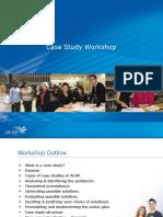 Case Study Workshop