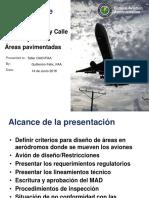 FAA - Geometria de Aerodromos(Franja de Pista y Calle de Rodaje)