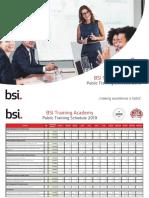 Katalog BSI