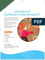Aplicar marketing a idea de negocio