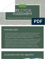 Life Cycle Assessment Iga 2 T