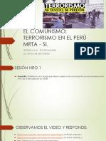 Ppt El Comunismo Terrorismo en El Perú