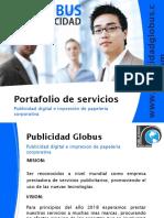 Presentacion Publicidad Globus