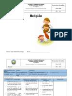 p de Area Religion Primaria