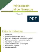 Tema 19 Administracion Vaginal de Farmacos OCWREVISADO2