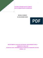 TCC - RECRUTAMENTO E SELEÇÃO DE PESSOAS